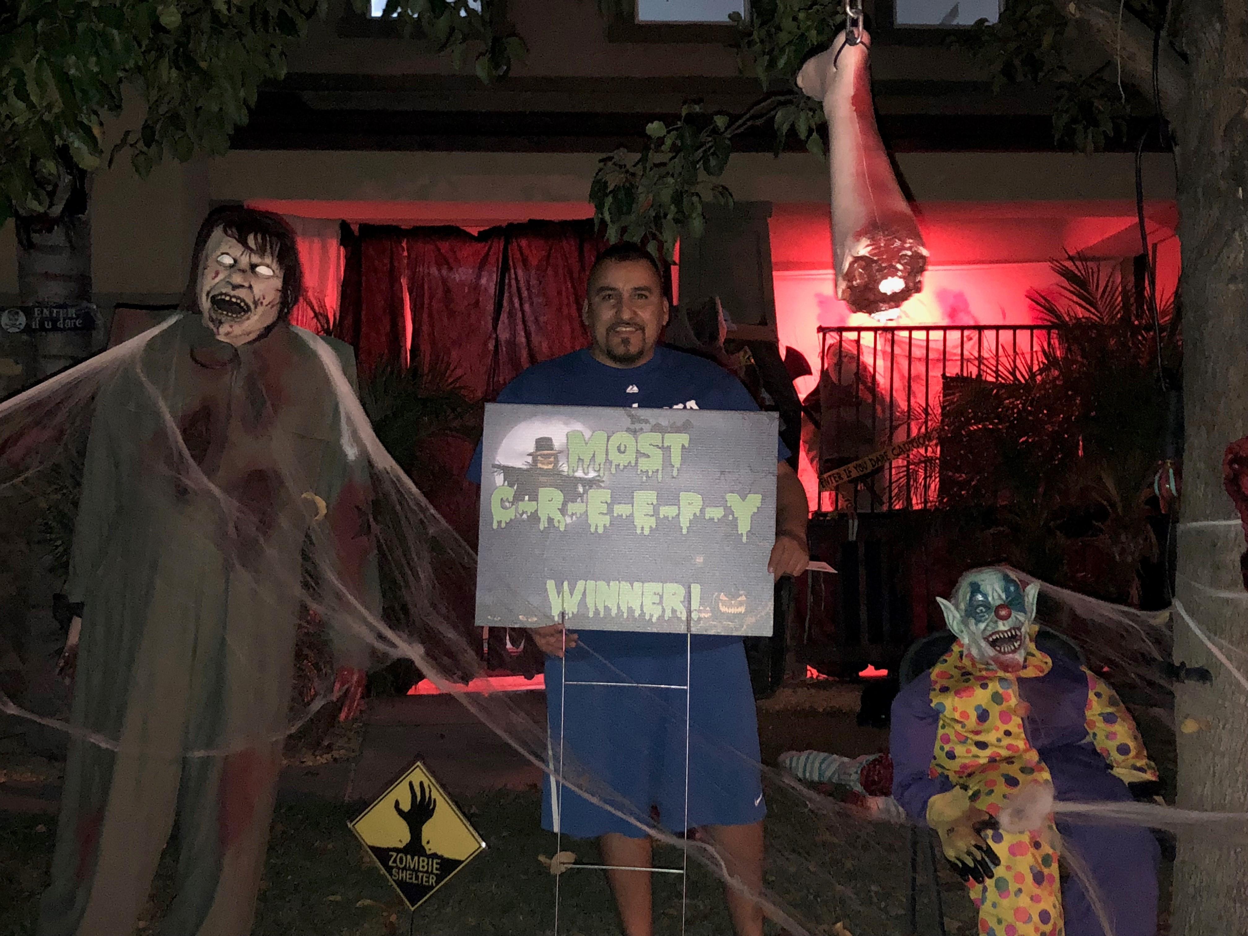 Most Creepy Winner - 31926 Cedarhill