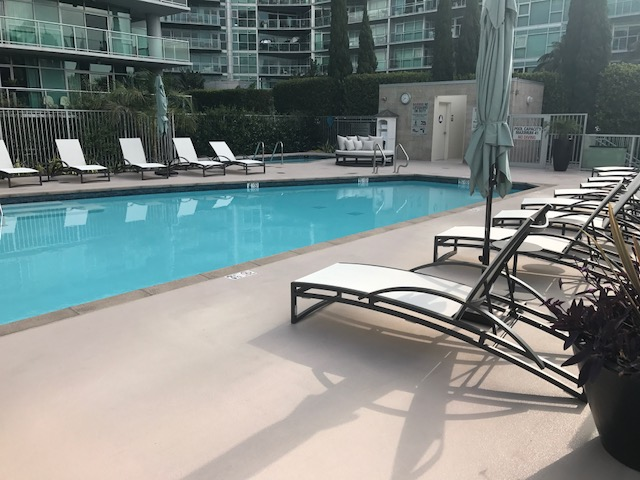 Pool - New Chaise Loungers & Daybed