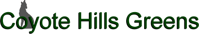 Coyote Hills Greens