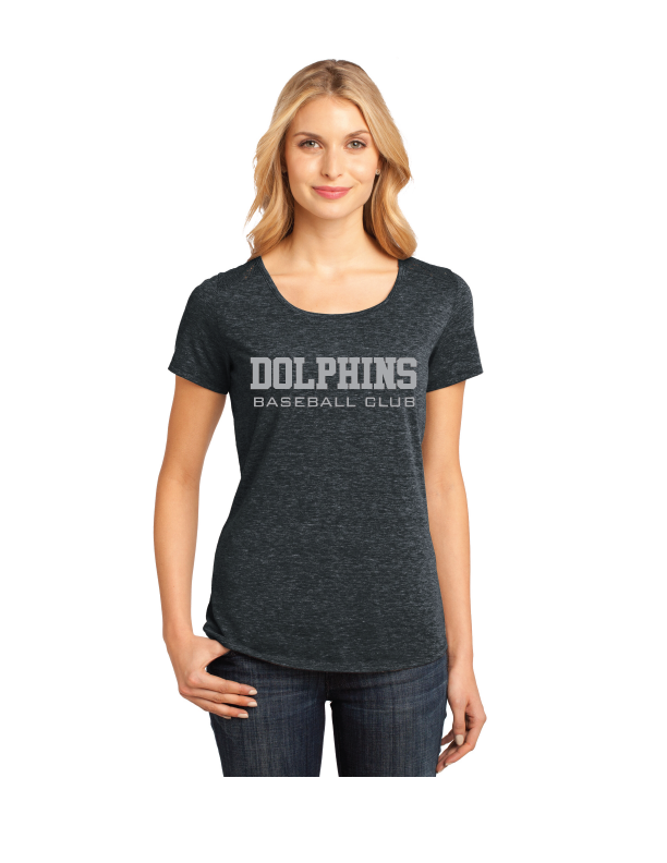 Women's Heather Gray T Shirt