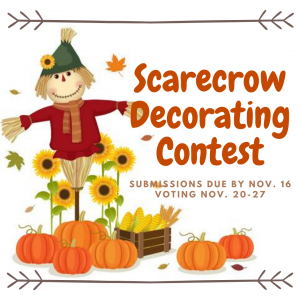 Scarecrow Decorating Contest