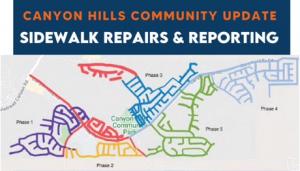 Sidewalk Repairs and Reporting